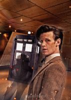 Doctor Who - Titan Comics: Eleventh Doctor 2.6 by willbrooks