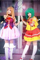 Sheryl and Ranka - Lion by nyaomeimei