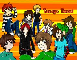 Tamago Boys? by TaMaGo-TeNsAi
