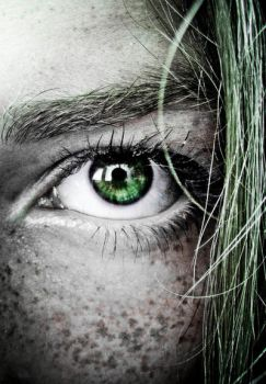 The Green Monster by L0veLikeWinter