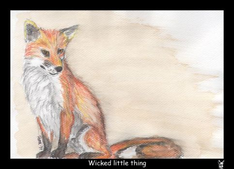 Wicked little thing by Foxia