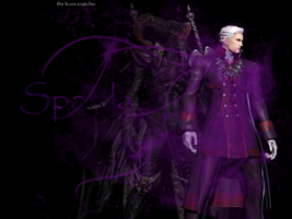 Sparda Aura by The-Bone-Snatcher