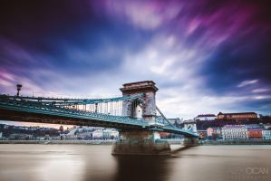 Chain Bridge / Szechenyi Lanchid by sican