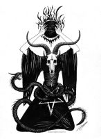 The Satanist by satanen