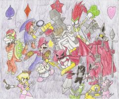Legend of the Seven Stars by Mister-Saturn