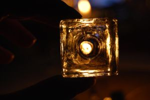 "lights 05 - ""crystal"" cube. by oro-elui-stock"