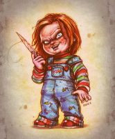 Chucky the Good Guy by EddieHolly