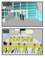 Page 7 - One Day At School of Montreuil by Facipoly