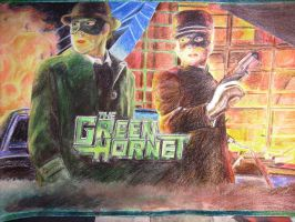 The Green Hornet by i77310