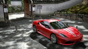 Ferrari 430 Scuderia '07 by LS-Coloringlife