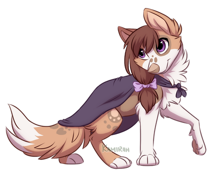 Gift :: Foxtaile by Kamirah
