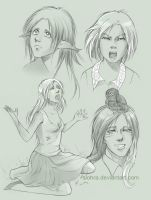 Their emotions 2 by sionra