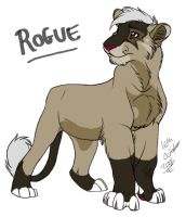 Rogue by ArtistMaz