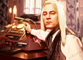 Malfoy Who in Tardis by Silvermaster9