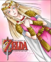 Princess of Hyrule by Adella