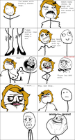 First Ever Rage Comic by SweetlyAddicted