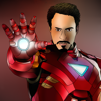 Iron Man by oh-mrwinchester-oh