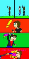 Tg Duck Fight First attack by epic-agent-63