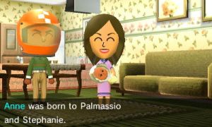 Palmassio and Stephanie's baby is born by GWizard777