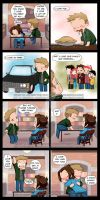 I love you like this (wincest) by KamiDiox