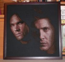 Winchester brothers by Ola-l
