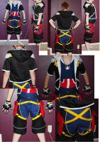 Sora Cosplay:Tutorial of sorts by Nodoca