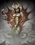 Lamia by timswit