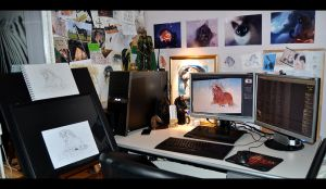 Jullelin's Workspace 2014 by Jullelin