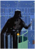 Darth Vader 2 by J. Simon by JSimonART