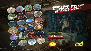 SSFIV AE - Old Temple - Mustard for Geese by minol
