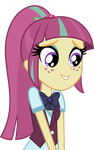 Mlp EqG 3 sour sweet (awww) vector [FIX] by luckreza8