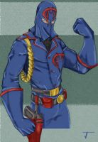 Cobra Commander by Blindman-CB