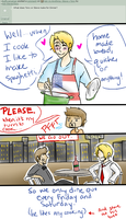 Ask Steve x Tony: Question 48 by Ask-StevexTony