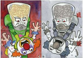 Mars Attacks Invasion - Choke a Clown by 10th-letter