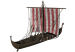 Viking Boat -props by BrianFP