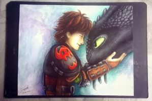 Toothless Found by Green4ever0108