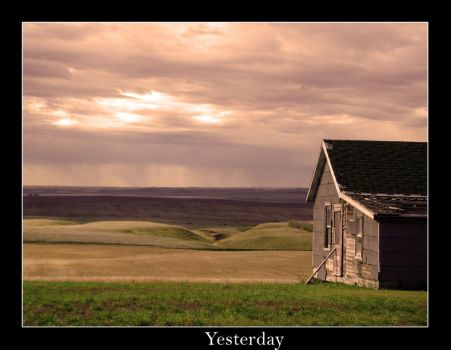 Yesterday by Couchie