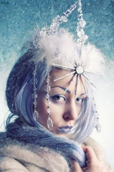 Ice Queen II. by Anesthetic-X