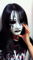 Joey jordison cosplay by chika3