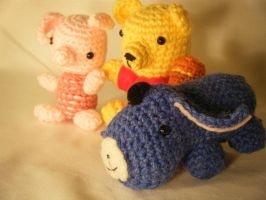 AMIGURUMI EEYORE CROCHET PATTERN Crochet Patterns Only