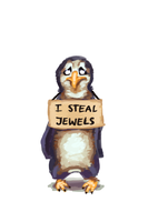 Jewel thief by WhoJay