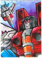 76 Starscream by SirGryphon