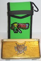 Zelda Ds Lite Case by manamanson