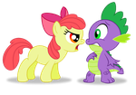 You don't have a cutie mark either by AleximusPrime