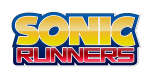Sonic Runners - Logo [FAN MADE] by NathanLaurindo