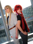 Kamigami no Asobi - Loki and Balder (2) by giuccin