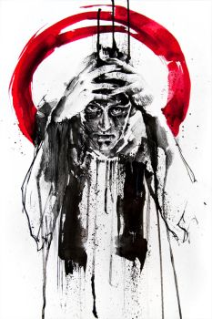 unhealthy pain by agnes-cecile