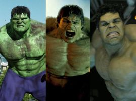 Who is Better?: Hulk by kade32