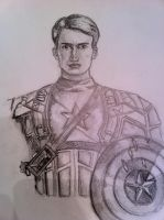 Captain America by maddiemac