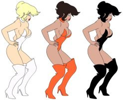 Cool World Holli Would Color by fernandofev